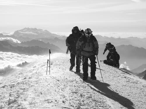 Mont Blanc Trip Report