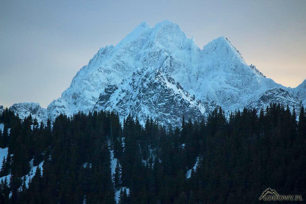 Mount Vysoka