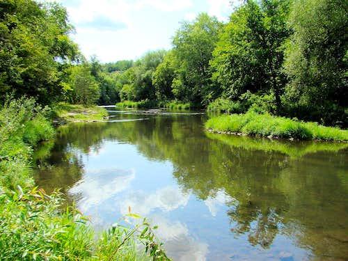 Kinnickkinnic River