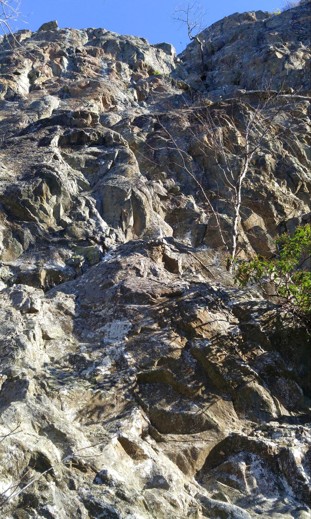 Cliffs at Raven's Roost