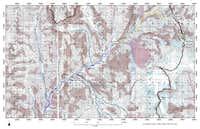 Map of Tunungato Route