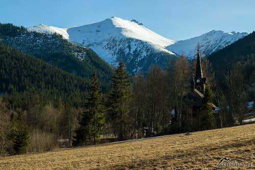 Tatra Javorina