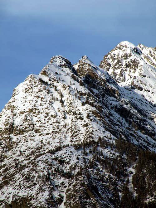 Seven Towns ... Mont-de-Berrio Southern Ridge 2016