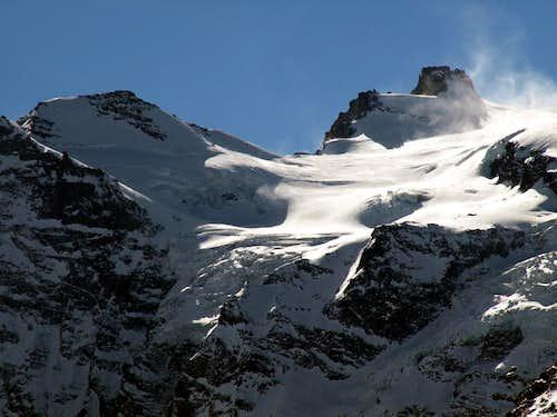 From Cogne in South towards Tribolazione Glacier 2016