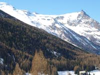 Pousset Vallon with Eastern & Western sector 2016