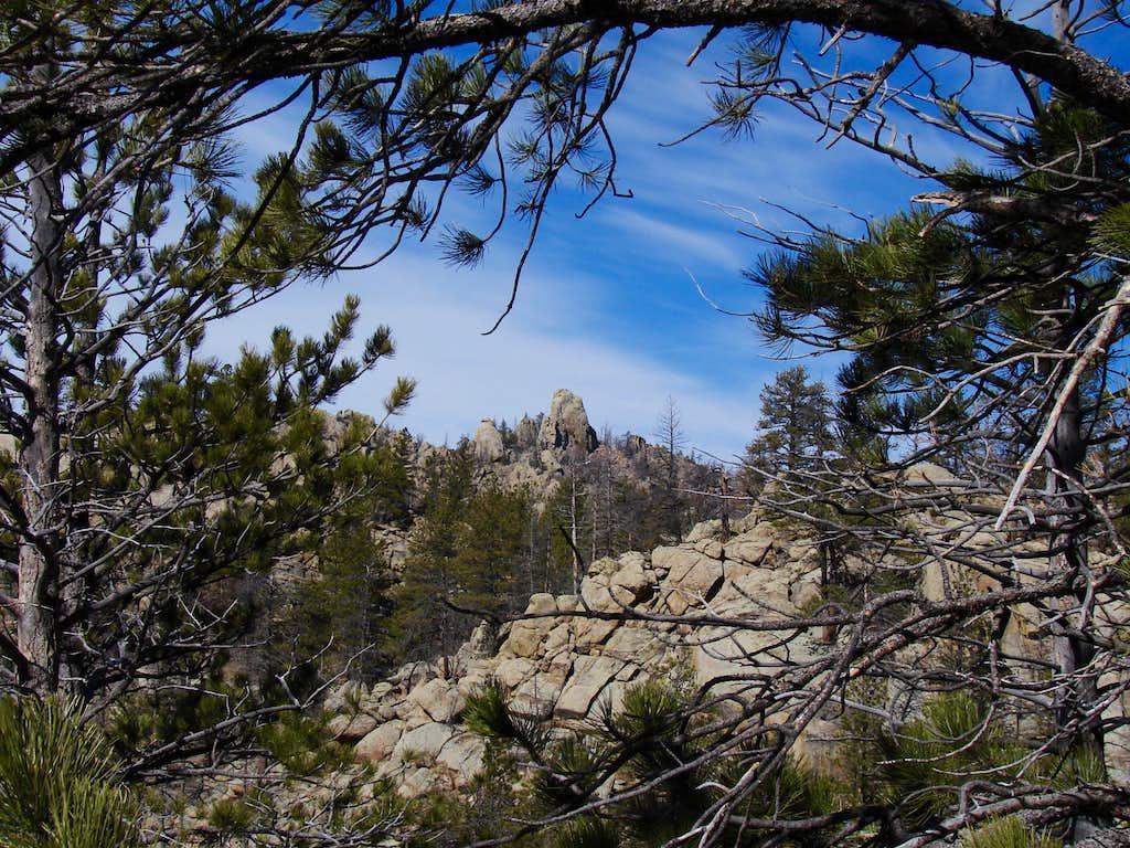 Aiguille du Greyrock