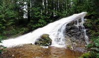Leisure Falls ~ Sunshine Coast, British Columbia