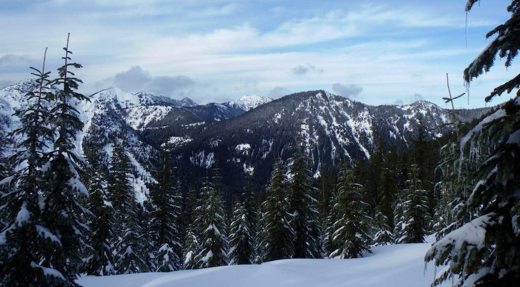 More beautiful mountains