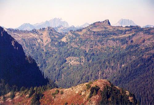 Stillaguamish Peak