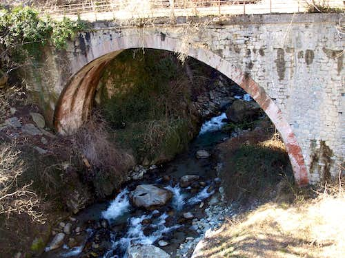 Junction Rio Artanavaz with Great Buthier Torrent 2016