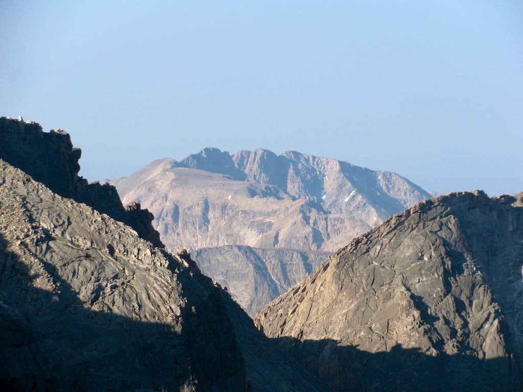 Isolation Peak