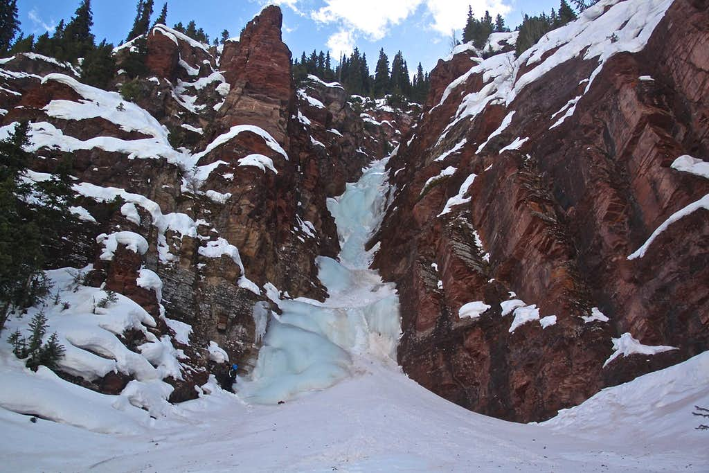 Campground Couloir