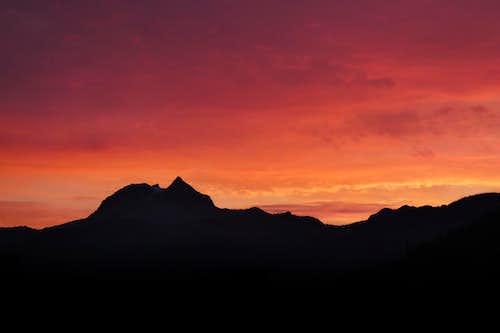 Garibaldi Sunrise