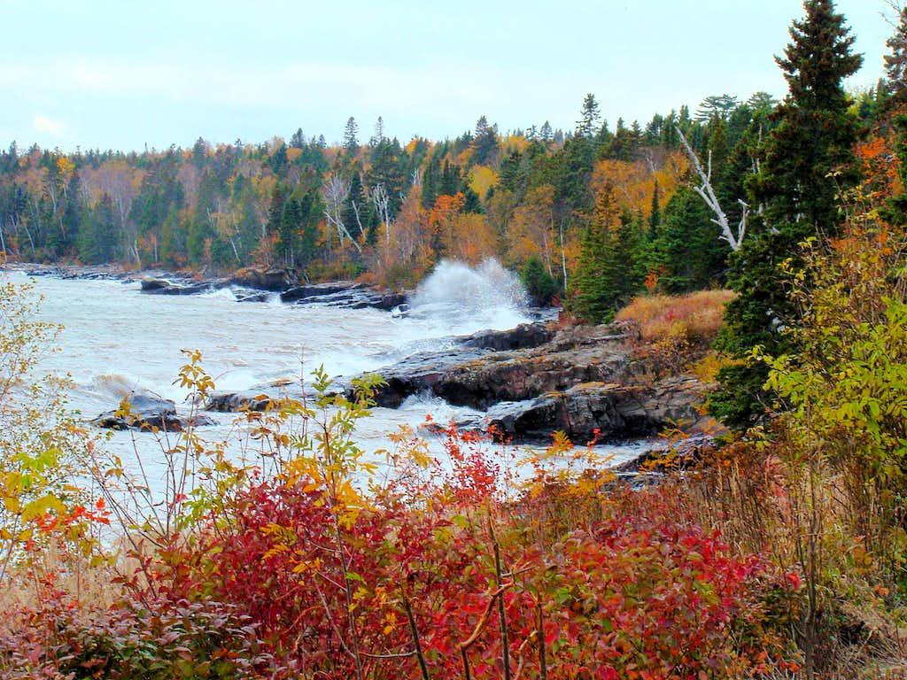 Lake Superior Breakers