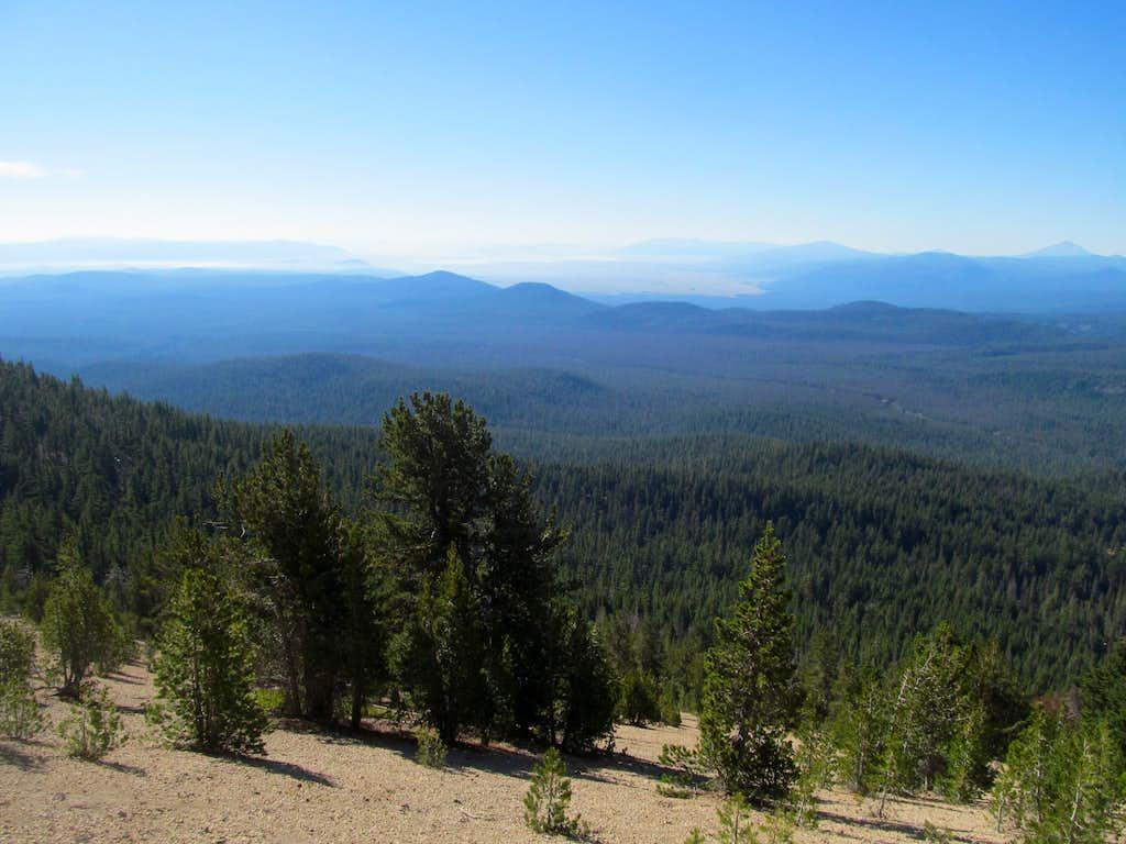 SEOregon from Scott trail