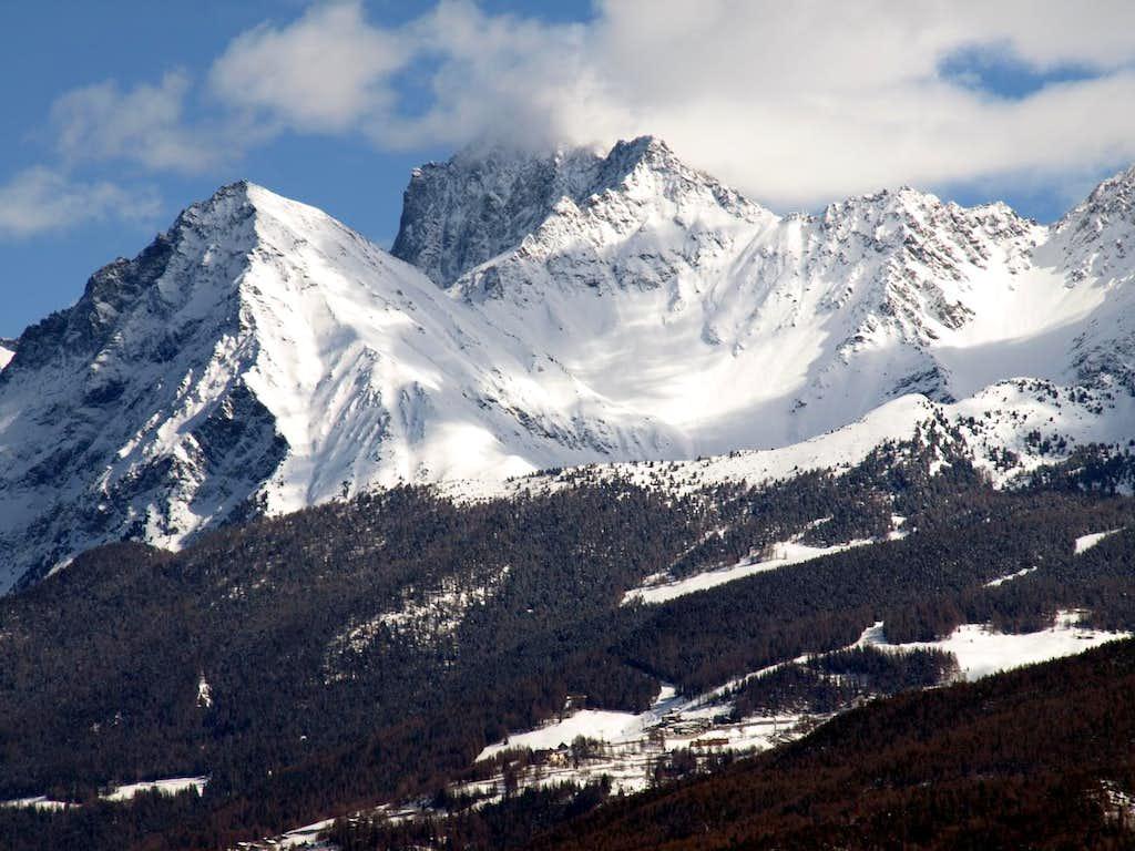 Windy ECHOES amongst Monte Emilius Group 2016