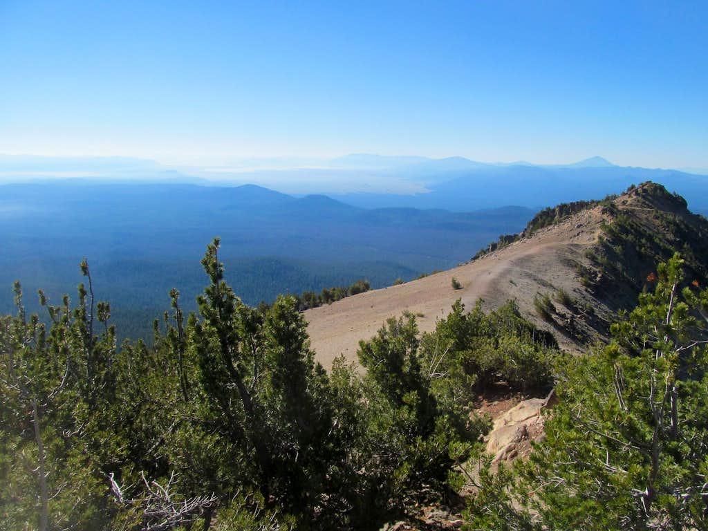 ridge & shasta ish direction