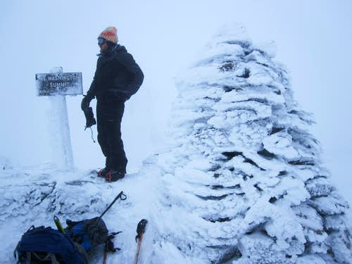 Winter Ascent of Mount Washington