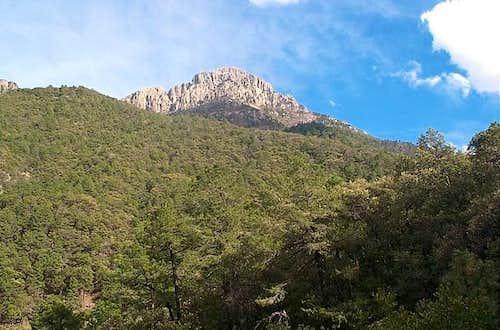 Summit splendor on Mt. Wrightson