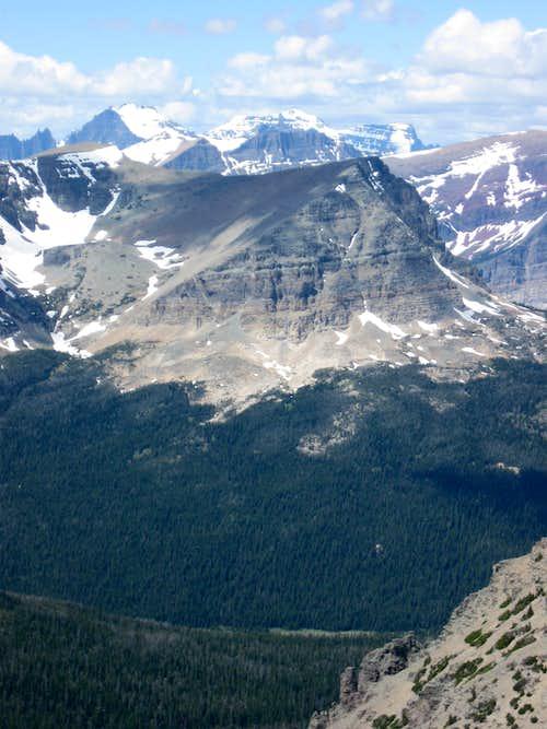 Boulder Creek Valley