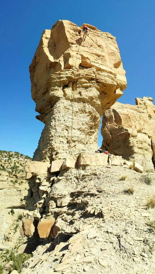 Balanced Rock (Helper, Utah)