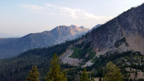 Mount Heyburn...