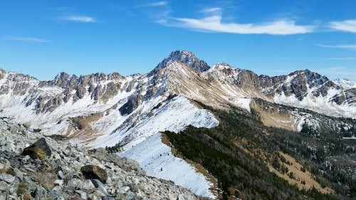 Castle Peak...