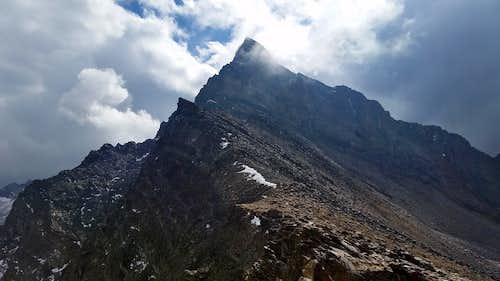 The West Ridge...