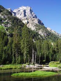 Mt. Owen From Cascade Canyon