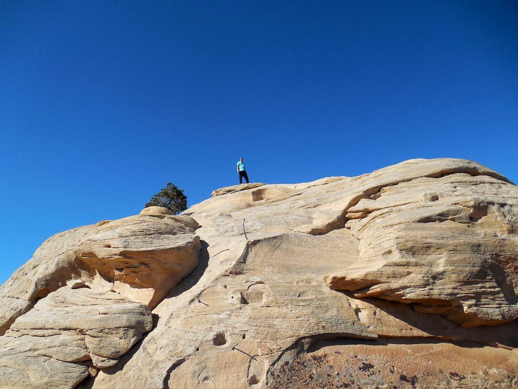 Liberty Cap Summit