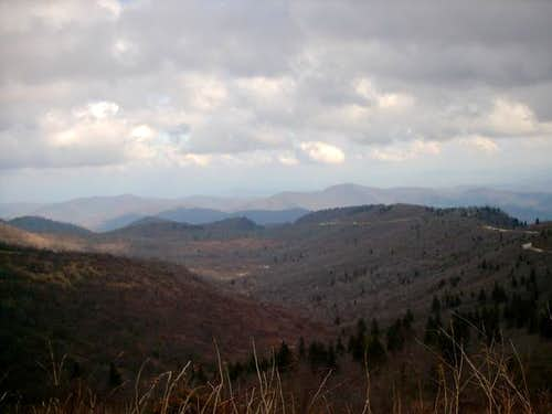 Graveyard Fields as viewed...