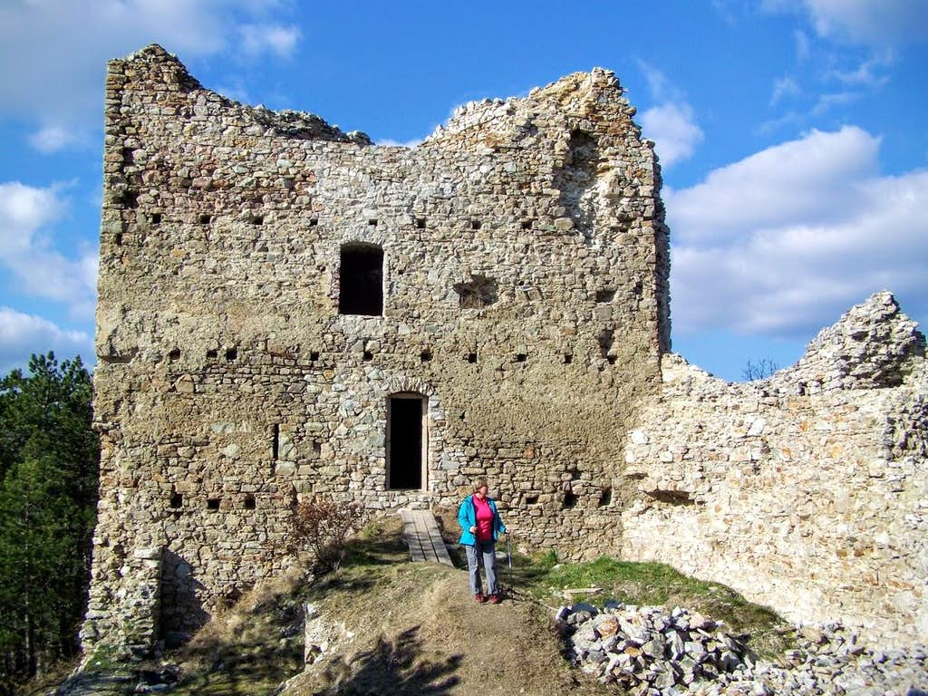 Stari grad / Velika vára