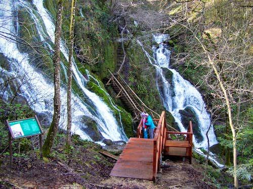 Hiking at Jankovac