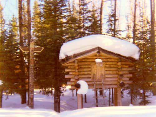 Alaskan Bear Cache