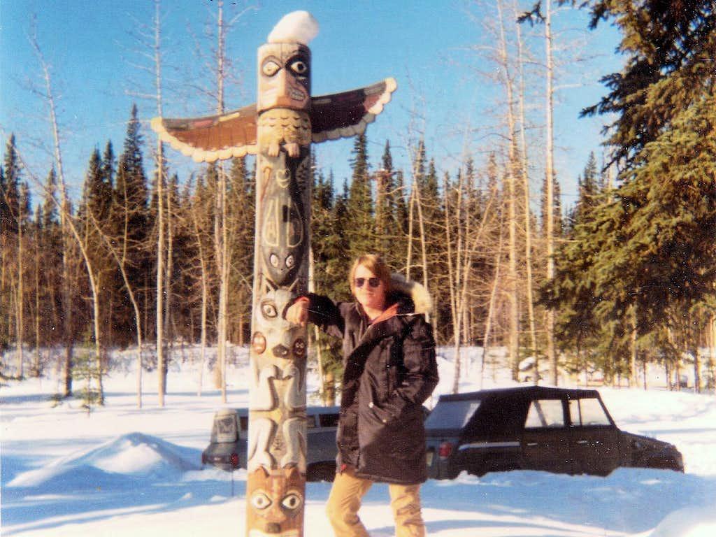 Totem Pole Buddy