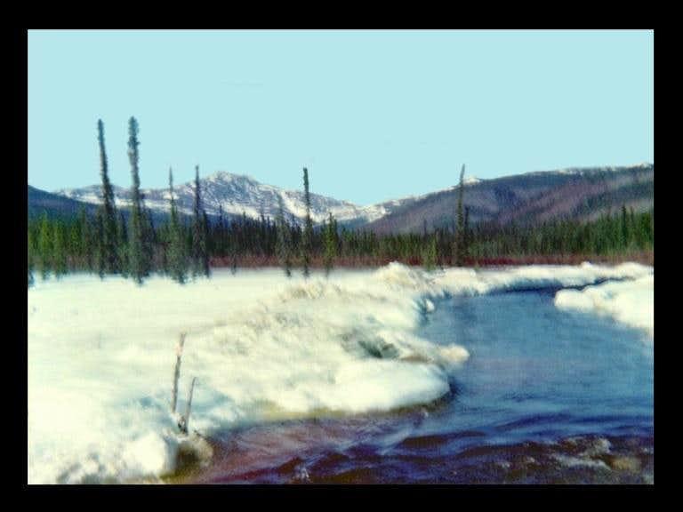 Mt. Prindle & Sourdough Creek