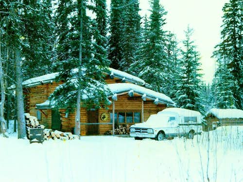 Tanana Valley Cabin
