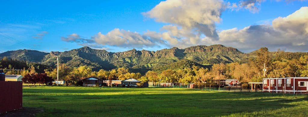 The Napa Valley Palisades