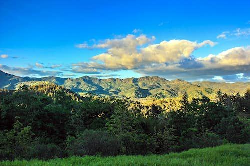 Napa Valley Palisades