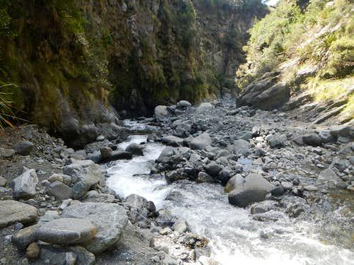 Hodder Gorge