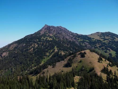 From near the summit of Sunrise Ridge