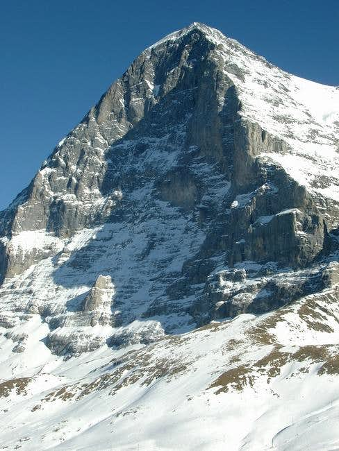 EIGER NORTH FACE, Successful Firsts