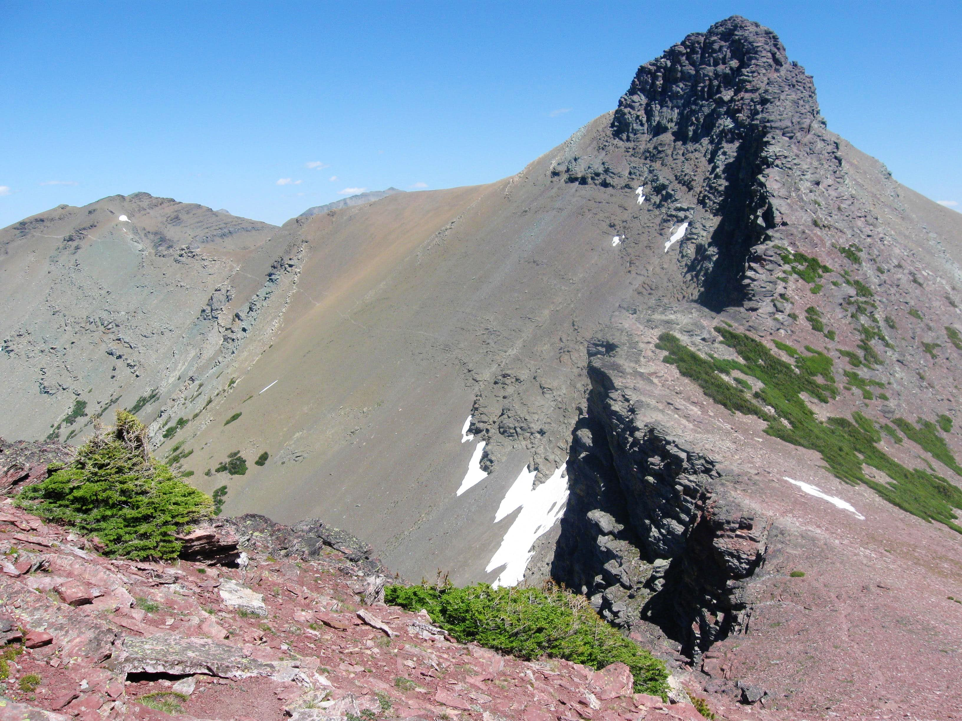 Medicine Owl Peak, Peak 8625 & Kakitos Mountain - 6.26.2015