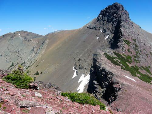 Peak 8625 (East Amphitheater)