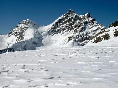 Jungfrau Rottalhorn