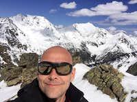 Pic de Coma Pedrosa, Andorra March 2016