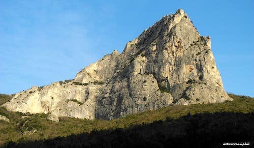 Balza della Penna (Monte Montiego)