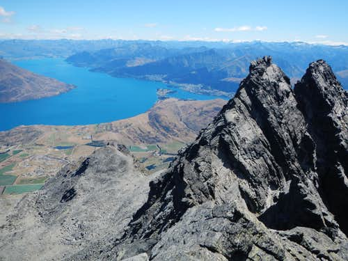 Single Cone (The Remarkables)