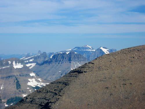 Stony Indian, Iceberg, Wilbur, Cleveland, Merritt & Kaiser Point