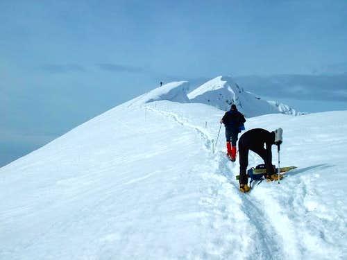 Along the ridge (Marantz...
